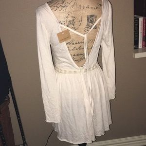 Earthbound Trading Company Long Sleeve Dress